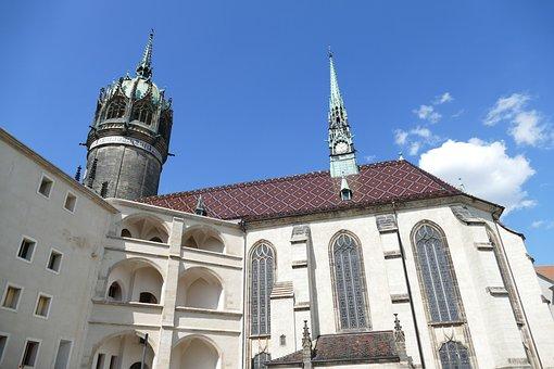 Wittenberg, Saxony-anhalt, Lutherstadt, Reformation