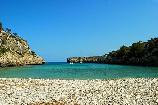 Mallorca, Beach, Majorca, Sea, Spain, Water, Vacations
