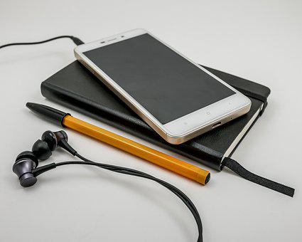 Phone, Headphones, Technology, Smartphone, Screen