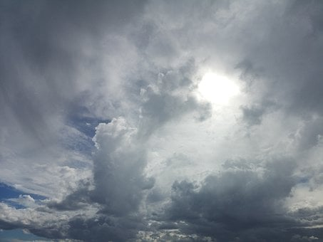 Sky, Air, Clouds, Storm, Atmosphere, Cloud, Nature