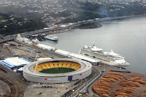 Wellington, Westpac Stadium, Cake Tin, Cruise, Sport
