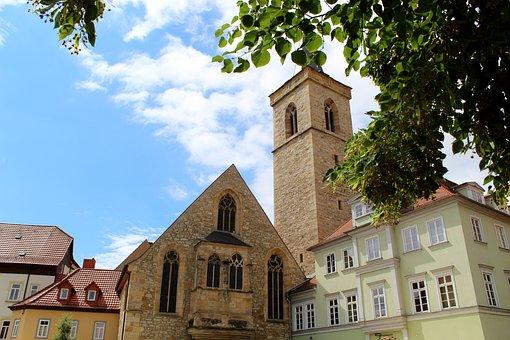 Erfurt, Monastery, Church, Augustinian Monastery