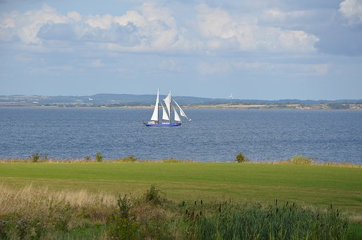 Sailing Vessel, Baltic Sea, Denmark, Sail, Ship