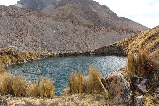 Laguna, Landscape, Nature, Mountain