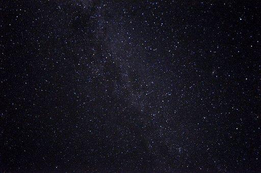 Star, Night Sky, Milky Way, Starry Sky, Universe, Night