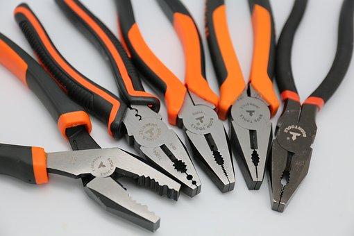 Combination, Plier, Hand Tool, Tools, Repair