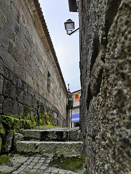 Ribadavia, Jewish Quarter, Medieval, Architecture