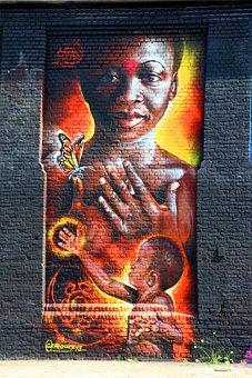 Graffiti, Street Art, Art, Mural, Graffiti Art