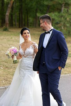 People, Couple, Pair, Married, Together, Groom, Bride