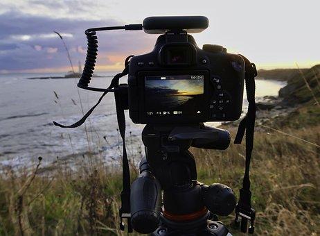 Camera, Arsenal, Lighthouse, Canon, Tourist