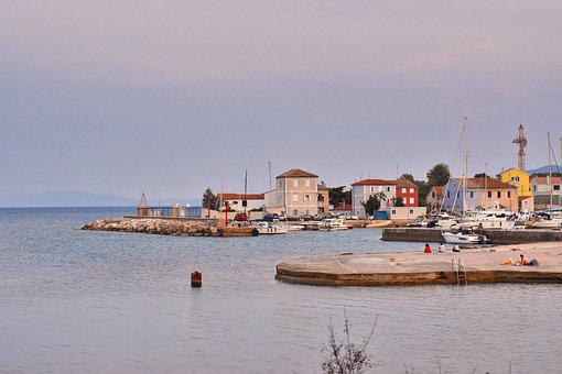 Lošinj, Croatia, Sea, Ocean, Adriatic, Nerezine, Water