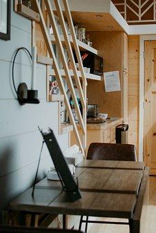 Interior, Kitchen, Residential, Modern, Decor