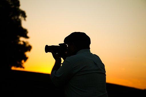 Photographer, Ceu, Sky, Nature, Landscape, Night, Dark