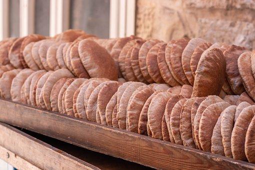 Pita Bread, Pita, Food, Lebanese, Bread, Cuisine, Lunch