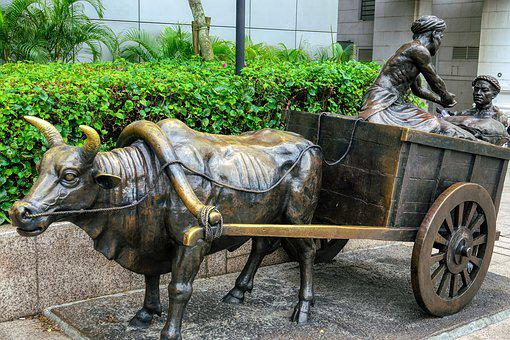 Singapore, Asia, History, Sculpture