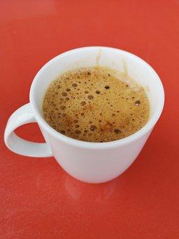 Coffee, Beverage, Cafe, Sparkling, Caffeine, The Drink