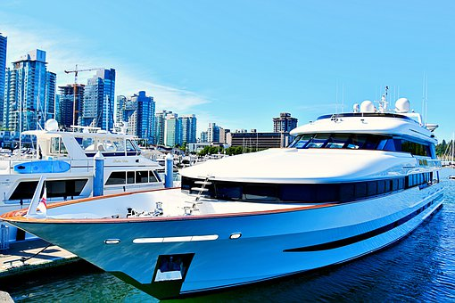 Yacht, Cruise Ship, Transportation, Maritime, Travel
