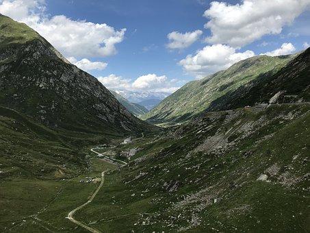 Val Medel, Alpine Route, Alps, Alpine, Adventure, Walk