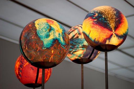 Art, Planet, Decoration, Game, Fantasy, Star, Light