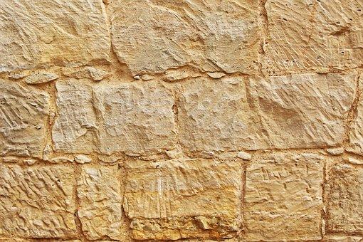 Natural Stone, Wall, Belvedere, Stone Wall, Masonry