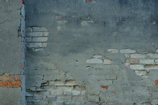 Texture, Wall, Brick, Tacky, Stone, Grey, Concrete