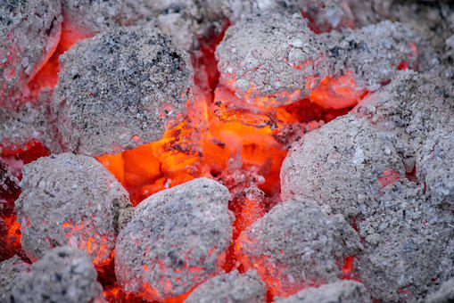 Grill, Censer, Fire, Briquette, Hot, Bbq, The Flame