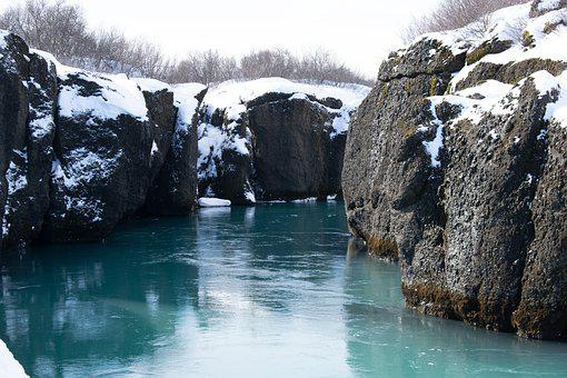 Snow, Water, Winter, Ice, Landscape, Cold, Mountain