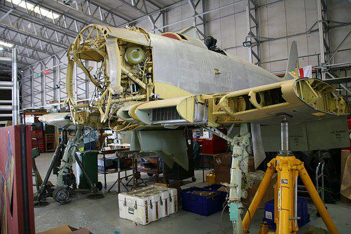 Restore, Aircraft, Historically, Aviation, Old