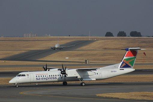 Sa, Express, Saa, Air, Aero, Plane, Aircraft, Flight