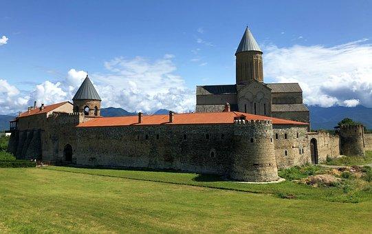 Kakheti, Georgia, Alaverdi, Historically, Church
