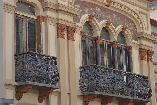 Facade, Architecture, Costa Rica, Window, Urban