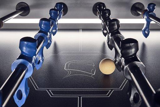 Kicker, Foosball Table, Table Football, Kicker Box