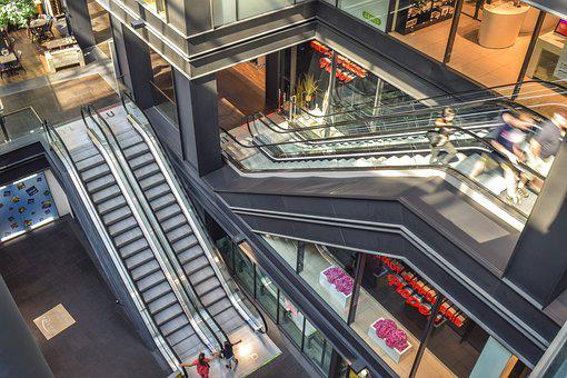 Architecture, Shopping Centre, Shopping, Building, City