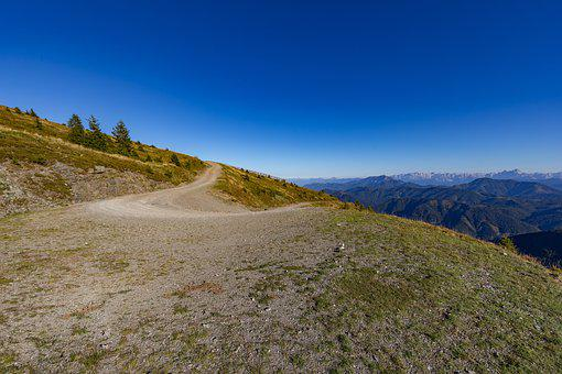 Goldeck, Mountains, Carinthia, Nature, Mood, Weather