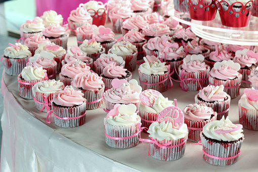 Cupcake, Cake, Sweet, Dessert, Cupcakes, Muffins