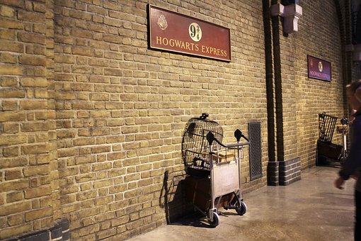 Harry Potter, Wizards, Hogwarts, Magic