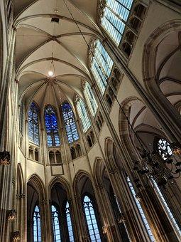 Saint Martin, Utrech, Holland, Cathedral, Netherlands