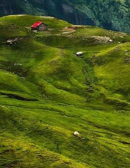 Mountain View, Mountain, Mountain Village, Village