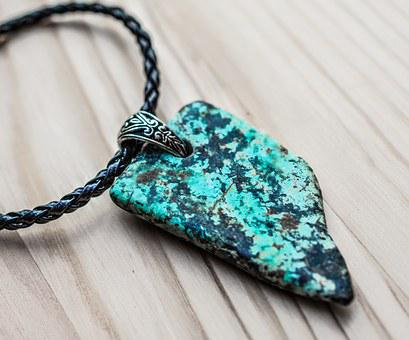 Turquoise, Mineral, Raw, Spiritual, Geode, Alternative