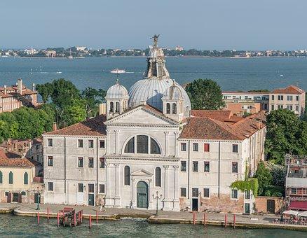 Venice, Cruise, Mediterranean, Architecture, Italy