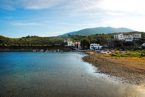 Port Lligat, Costa Brava, Catalunya