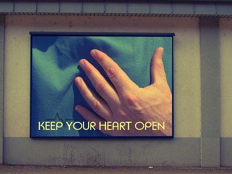 Health, Disease, Upper Body, Hand, T Shirt, Keep, Heart