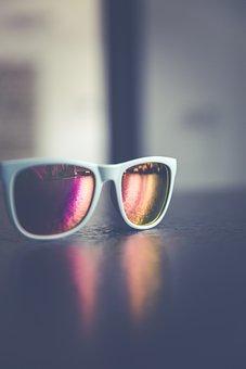 Sunglasses, Glasses, Eye Protection, Dark, Sun, Dazzle