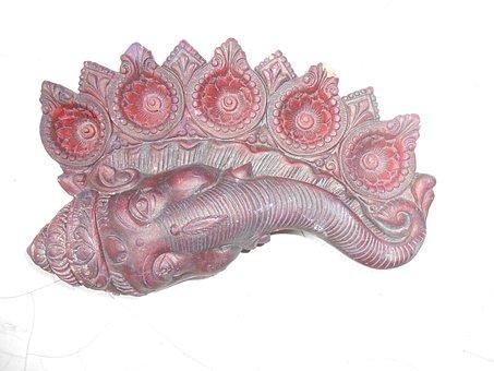 Lord Ganesha, Hindu, God, Ganesha, Indian, Religion
