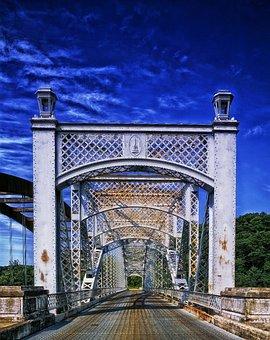 Maryland, Bridge, Architecture, Road, Landmark