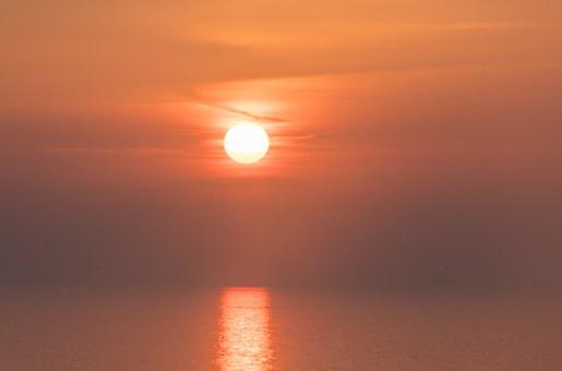 Venice, Cruise, Mediterranean, Sunset, Orange, Italy