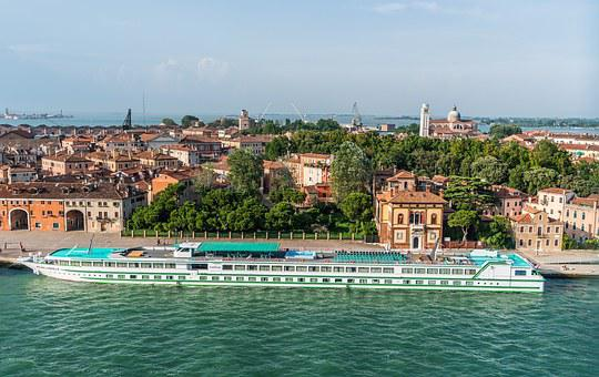 Venice, Cruise, Mediterranean, River Cruise Boat