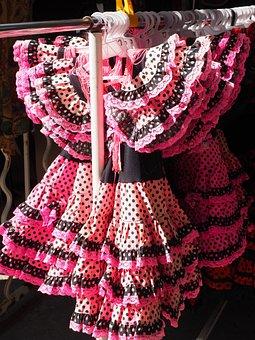 Ballerina, Kleidchen, Dress, Pink, Girls Clothes