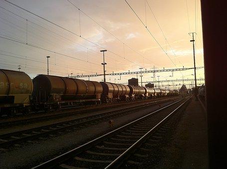 Railway, Dare, Marshalling Yard, Railway Station