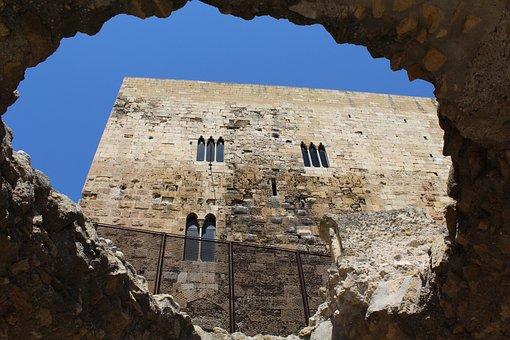 Tarragona, Ruins, Monuments, Spain, Architecture